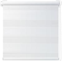Рулонная штора АС МАРТ Баланс 57x160 (белый) -