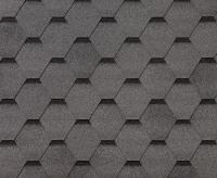 Черепица Roofshield Фемили эко лайт стандарт / FL-S-53 (серый с оттенением, 3м2) -
