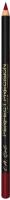 Карандаш для губ L.A.Girl Perfect Precision Lipliner Deep Red GP721 -