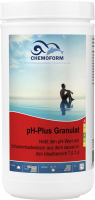 Средство для регулировки pH Chemoform pH-Плюс гранулированное (1кг) -
