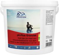 Средство для регулировки pH Chemoform pH-Плюс гранулированное (5кг) -