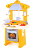 Детская кухня Полесье Оранжевая корова / 84859 -