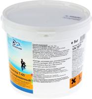 Средство для бассейна дезинфицирующее Chemoform Кемохлор Т-65 гранулированное (5кг) -