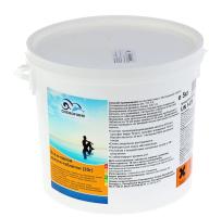 Средство для бассейна дезинфицирующее Chemoform Всё-в-одном мульти-таблетки по 20гр (5кг) -
