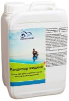 Средство для очистки бассейна Chemoform Рандклар жидкое (3л) -