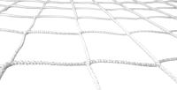 Теннисная сетка Luxsol Безузловая 12.6x1.08м (2.2мм, белый) -