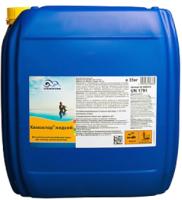 Средство для бассейна дезинфицирующее Chemoform Жидкое Кемохлор (35кг) -