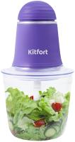 Измельчитель-чоппер Kitfort KT-3016-1 (фиолетовый) -