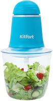 Измельчитель-чоппер Kitfort KT-3016-3 (бирюзовый) -