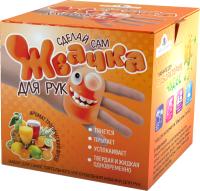 Набор для создания слайма Инновации для детей Жвачка для рук. Тропический фреш / 823 -