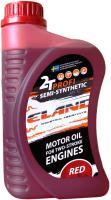 Моторное масло Eland 2T Profi Semisynthetic / F0000001568 (900мл) -