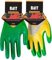 Перчатки защитные Bilt B8901705 (зеленый) -