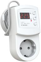 Терморегулятор для теплого пола Terneo Rz-2m (белый) -