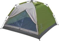 Палатка Jungle Camp Easy Tent 2 / 70860 (зеленый/серый) -