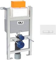 Инсталляция для унитаза Oli Expert 82 / 721703 + 152939 (белый) -