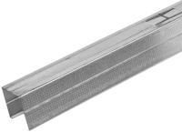 Профиль для гипсокартона Албес Стандарт ПС-2 50x50x0.5 0.5 (3м) -