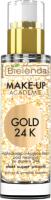 Основа под макияж Bielenda Make-Up Academie Gold 24K Разглаживающая и успокаивающая (30мл) -