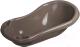 Ванночка детская Maltex Классик / 0936 (темно-коричневый) -