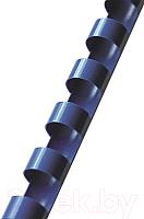 Пружины для переплета ARGO S.A. PBCblue25 25мм (50шт, синий) -