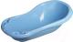 Ванночка детская Maltex Классик / 0936 (темно-голубой) -