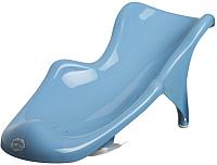 Горка для купания Maltex Классик / 0974 (темно-голубой) -