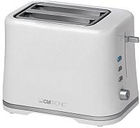 Тостер Clatronic TA 3554 (белый/серебристый) -