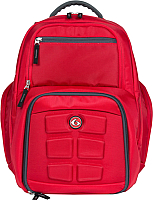 Рюкзак 6 Pack Fitness Expedition 300 / I00003419 (красный/зеленый) -