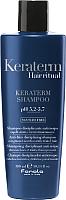 Шампунь для волос Fanola Keraterm Hair Ritual для выпрямленных химически поврежден. волос (300мл) -