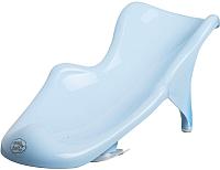 Горка для купания Maltex Классик / 0974 (голубой) -
