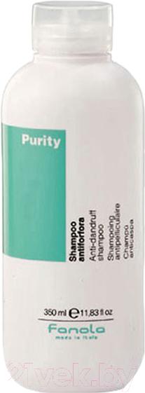 Купить Шампунь для волос Fanola, Purity для сухой кожи головы против перхоти (350мл), Италия