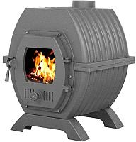 Печь отопительно-варочная Везувий Триумф 180 (с теплообменом) -