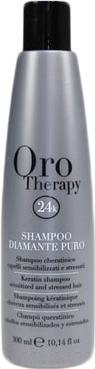 Купить Шампунь для волос Fanola, Oro Therapy 24k Diamante Puro для чувствительной кожи головы (300мл), Италия