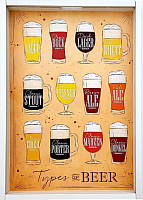 Копилка для пробок Grifeldecor Beer -
