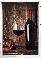 Копилка для пробок Grifeldecor Red wine -