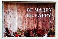Копилка Grifeldecor Be marry. Be happy / BZ182-3C171 -