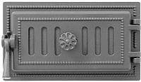 Дверца печная Везувий Поддувальная 236 (антрацит) -