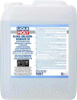 Очиститель системы кондиционирования Liqui Moly 2K Klima-Anlagen-Reiniger / 9001 (5л)