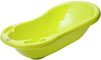 Ванночка детская Maltex Классик / 0936 (зеленый) -