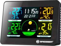 Метеостанция цифровая Bresser Thermo Hygro Quadro NLX / 7000023 -