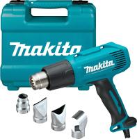 Профессиональный строительный фен Makita HG6030K -