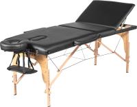 Массажный стол Calmer Bamboo Three 60 (черный) -