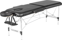 Массажный стол Calmer Grotto Two 60 (черный) -