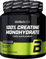 Креатин BioTechUSA 100% Creatine Monohydrate / I00001587 (500г, банка) -
