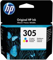 Картридж HP 305 Трехцветный (3YM60AE) -