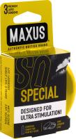 Презервативы Maxus Special №3 -