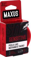 Презервативы Maxus Sensitive №3 -