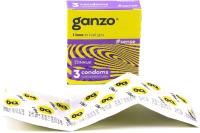Презервативы Ganzo Sense №3  -