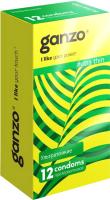 Презервативы Ganzo Ultra thin №12 -