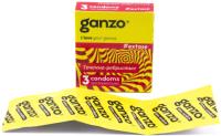 Презервативы Ganzo Extase №3  -