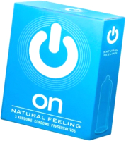 Презервативы My.Size Natural feeling №3 -